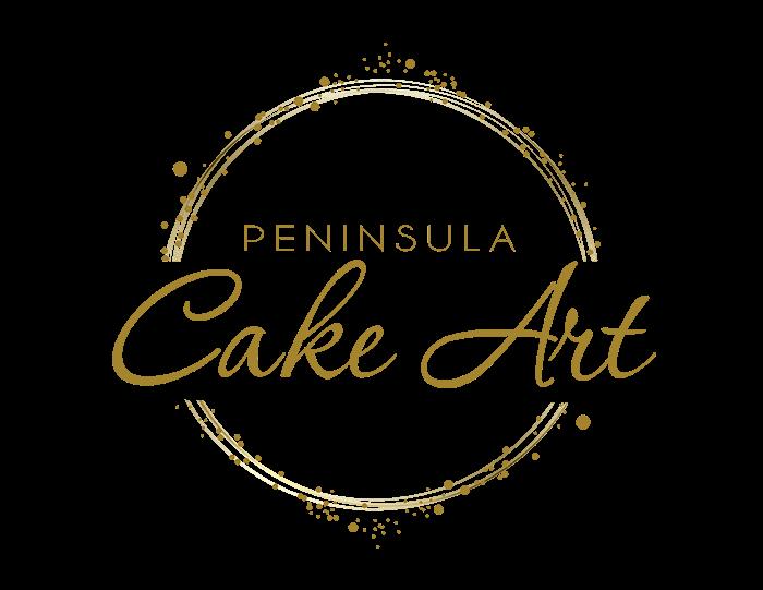 Peninsula Cake Art Logo